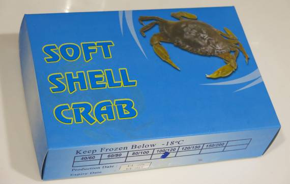 soft shell crab supply malaysia